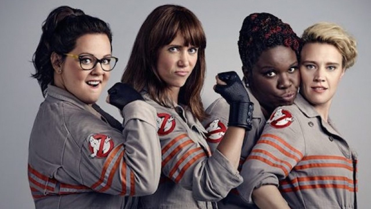 Image result for female ghostbusters