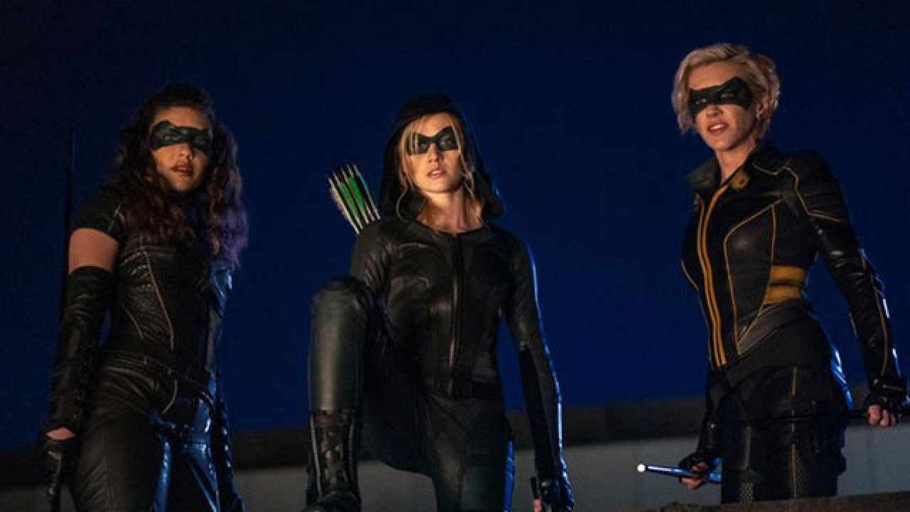The CW Passes on Green Arrow and the Canaries Spinoff