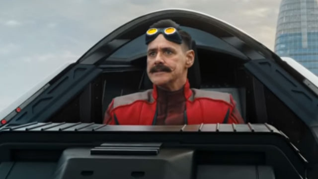 Dr Robotnik Pushes Buttons In A New Sonic The Hedgehog Clip