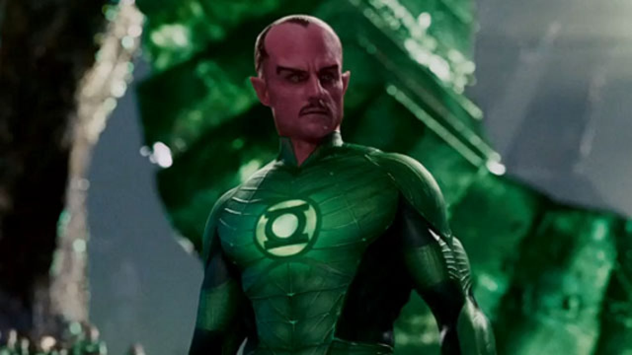 Sinestro in Green Lantern