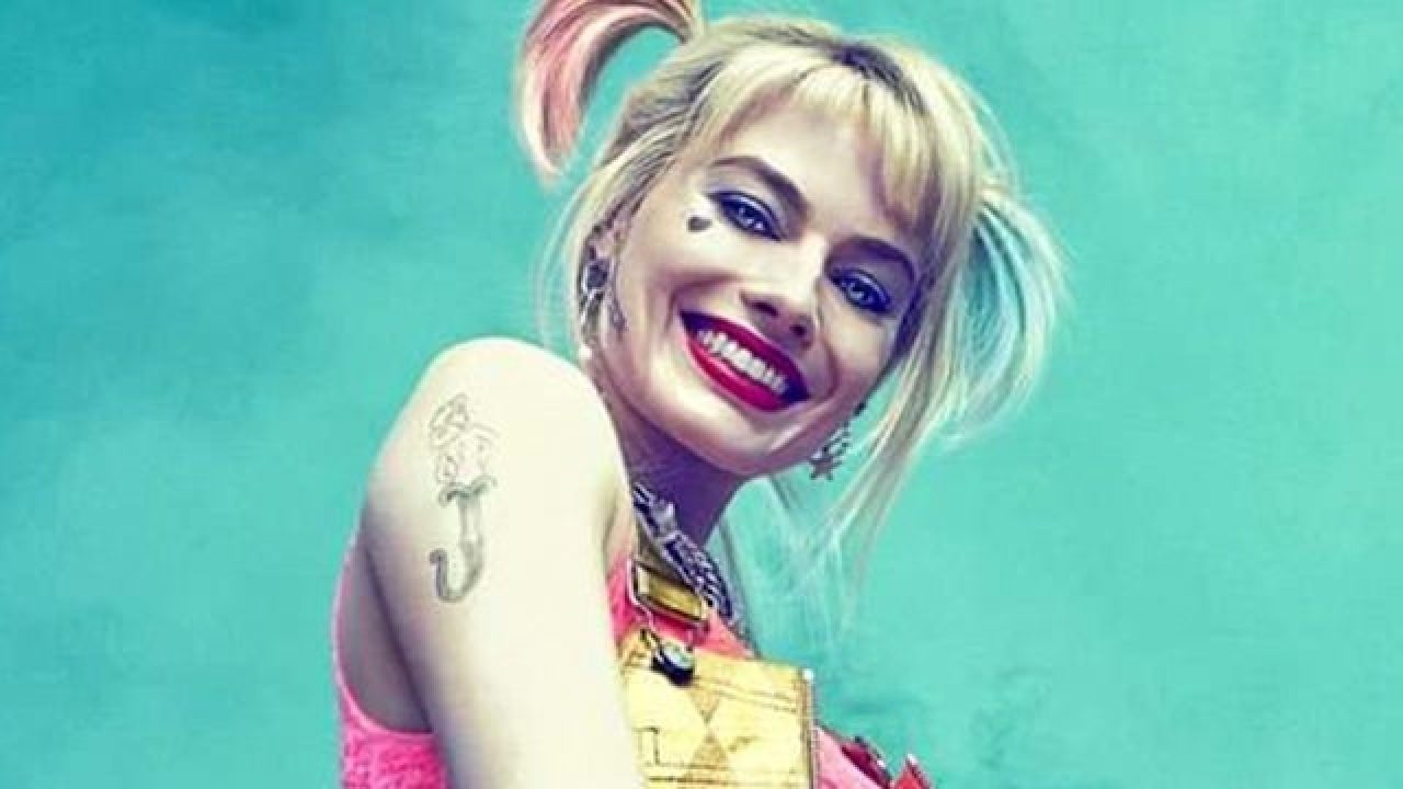 Birds Of Prey Is Now Called Harley Quinn Birds Of Prey