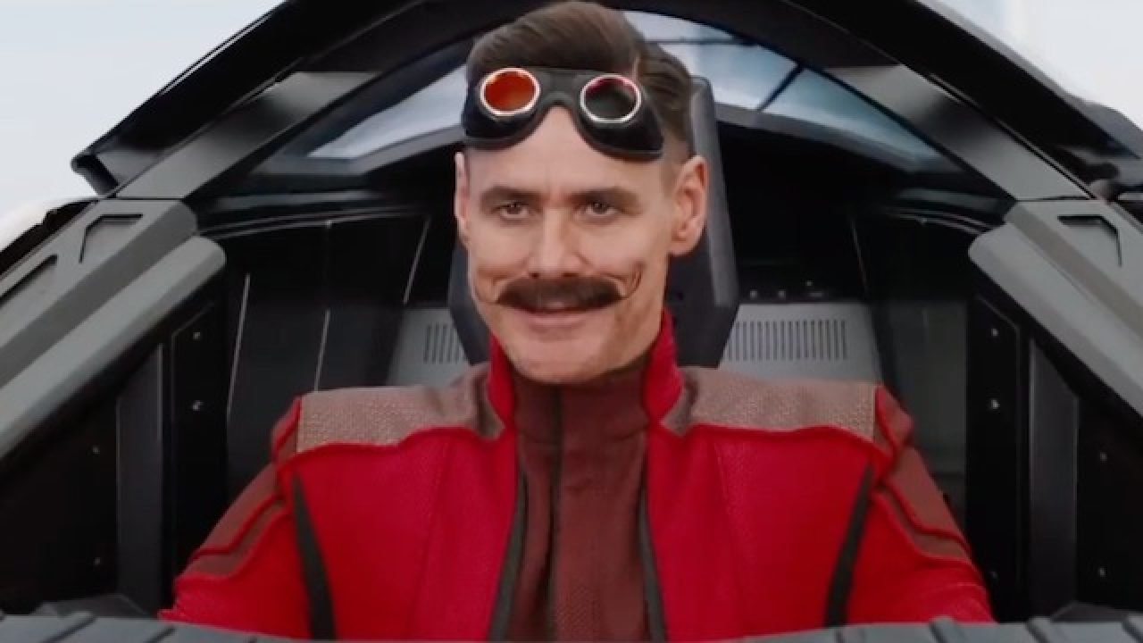 Jim Carrey Shares His Robotnik Thoughts In New Sonic Featurette