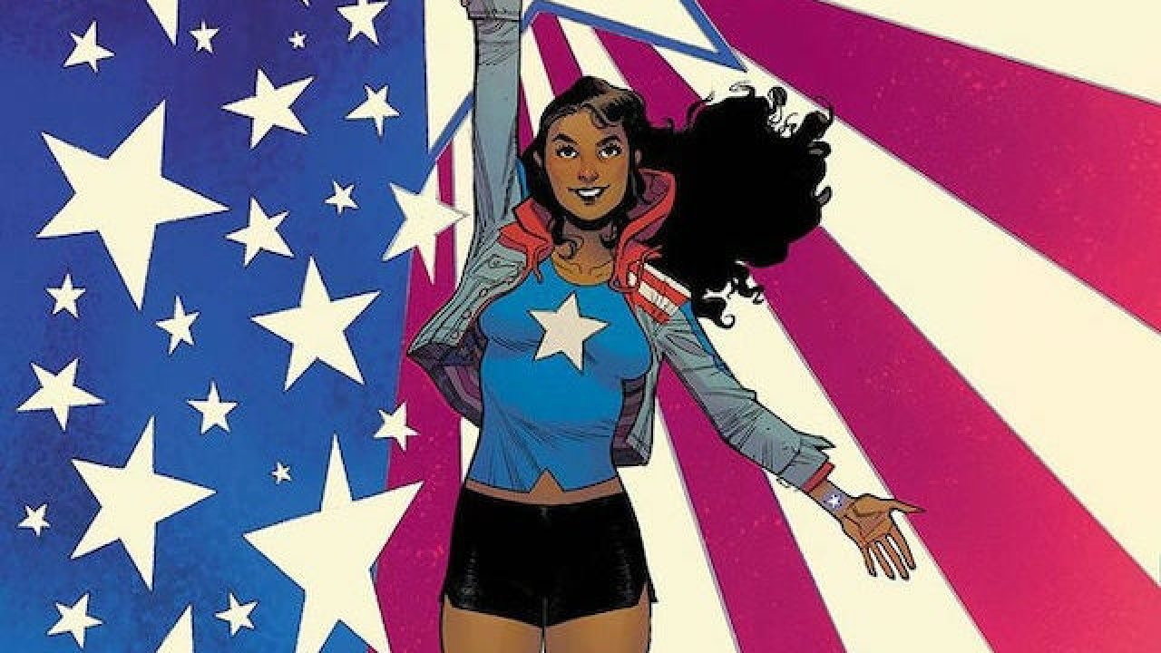 Marvel's Miss America Returns in America Chavez: Made in the USA