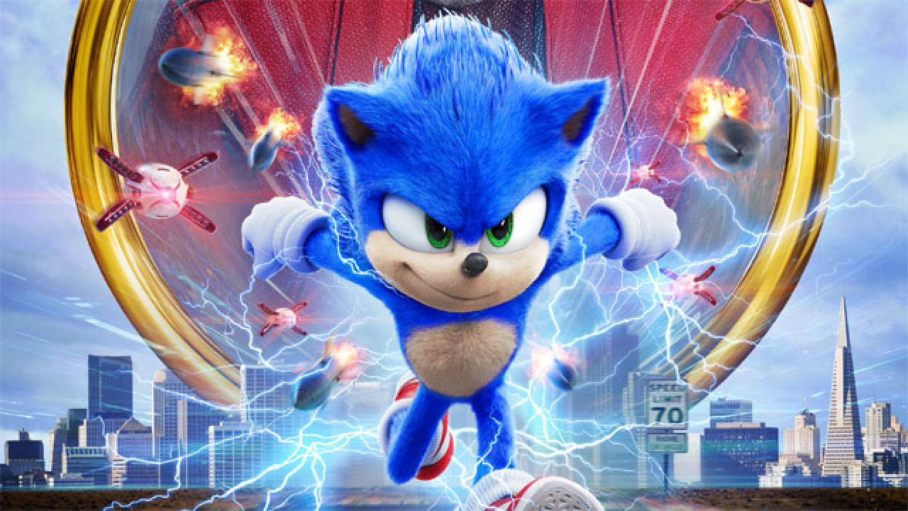 Sonic The Hedgehog Gets An Early Digital Release Blu Ray Details