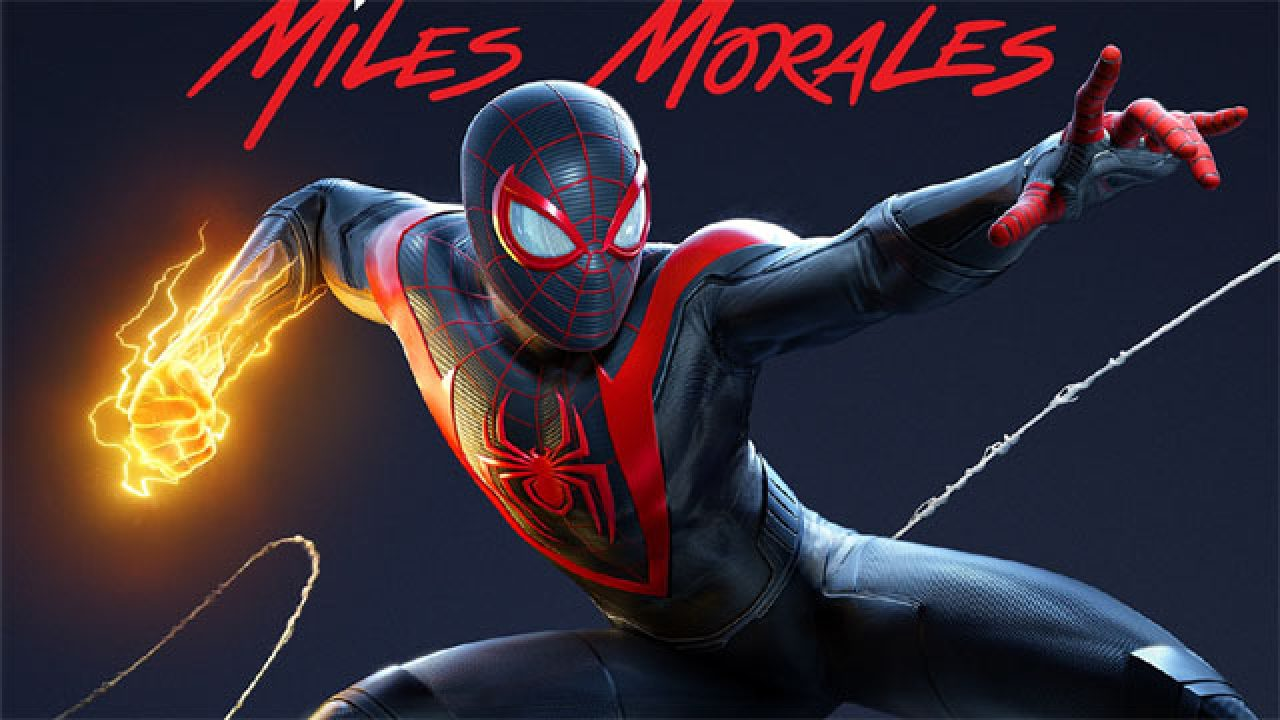 Sony Shares Spider-Man: Miles Morales Playstation 5 Box Art