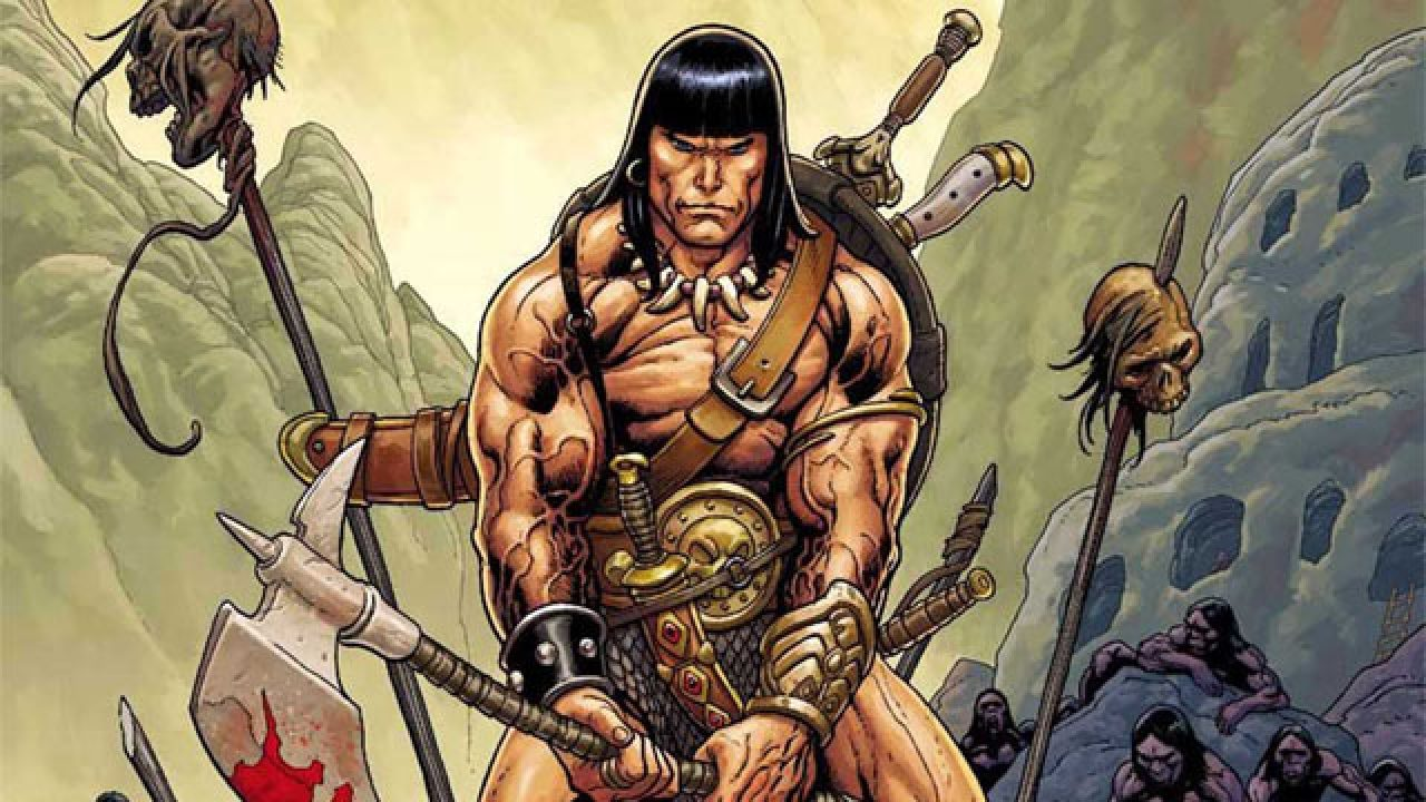 Netflix Is Developing a Conan the Barbarian TV Series
