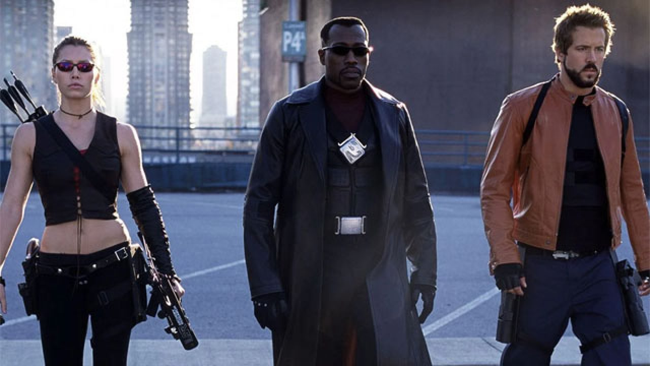 Wesley Snipes Addresses Rumors About His Behavior on the Blade: Trinity Set