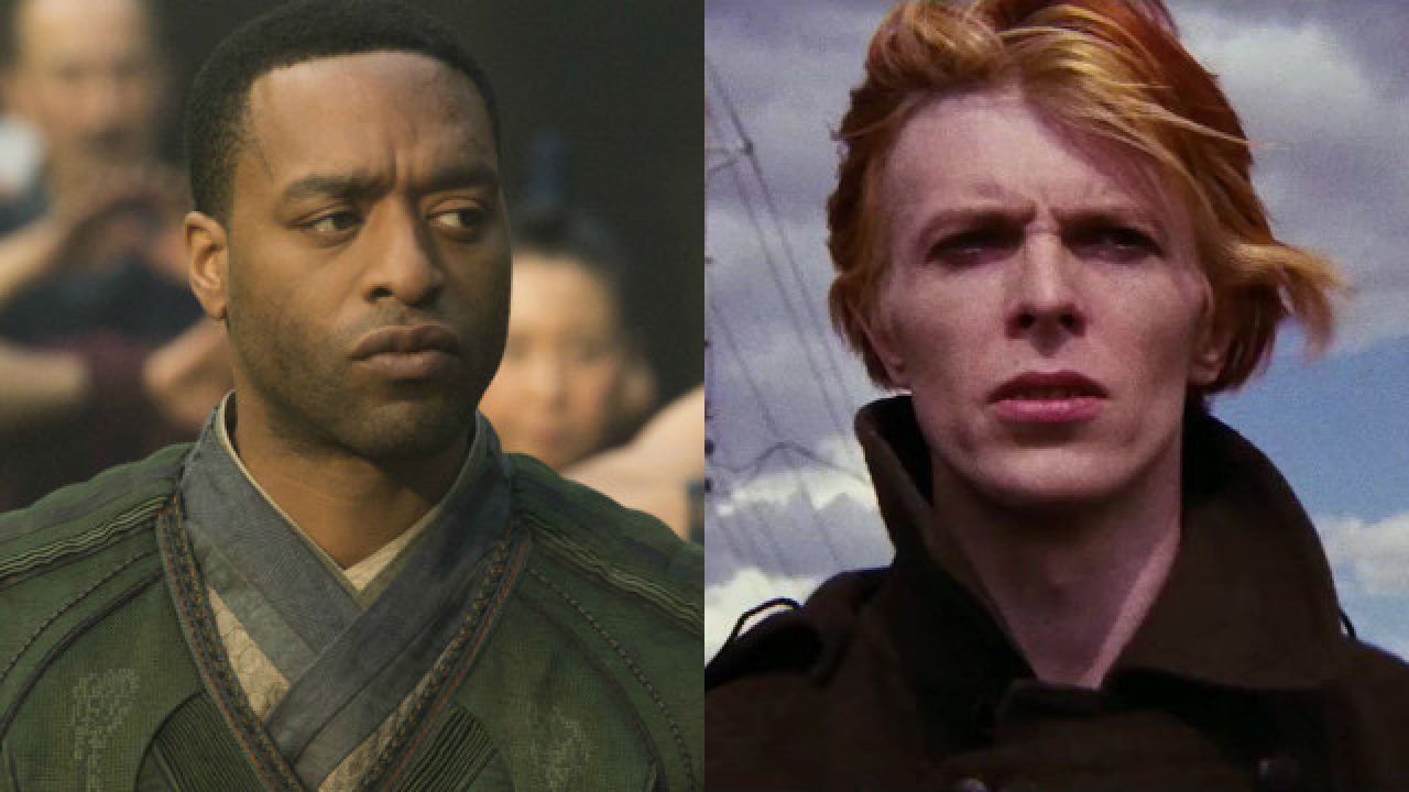 Paramount+ Rebooting The Man Who Fell To Earth With Chiwetel Ejiofor