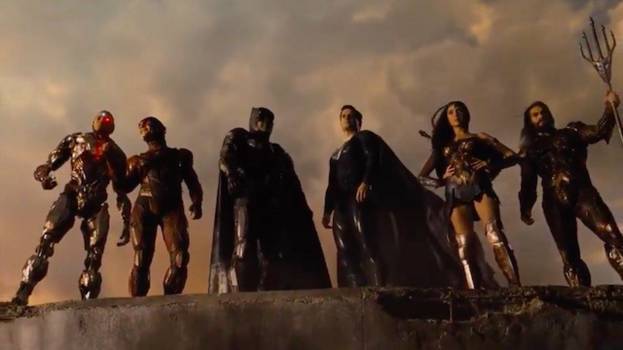 Batman Is the Focus of Latest Promo for Zack Snyder's Justice League