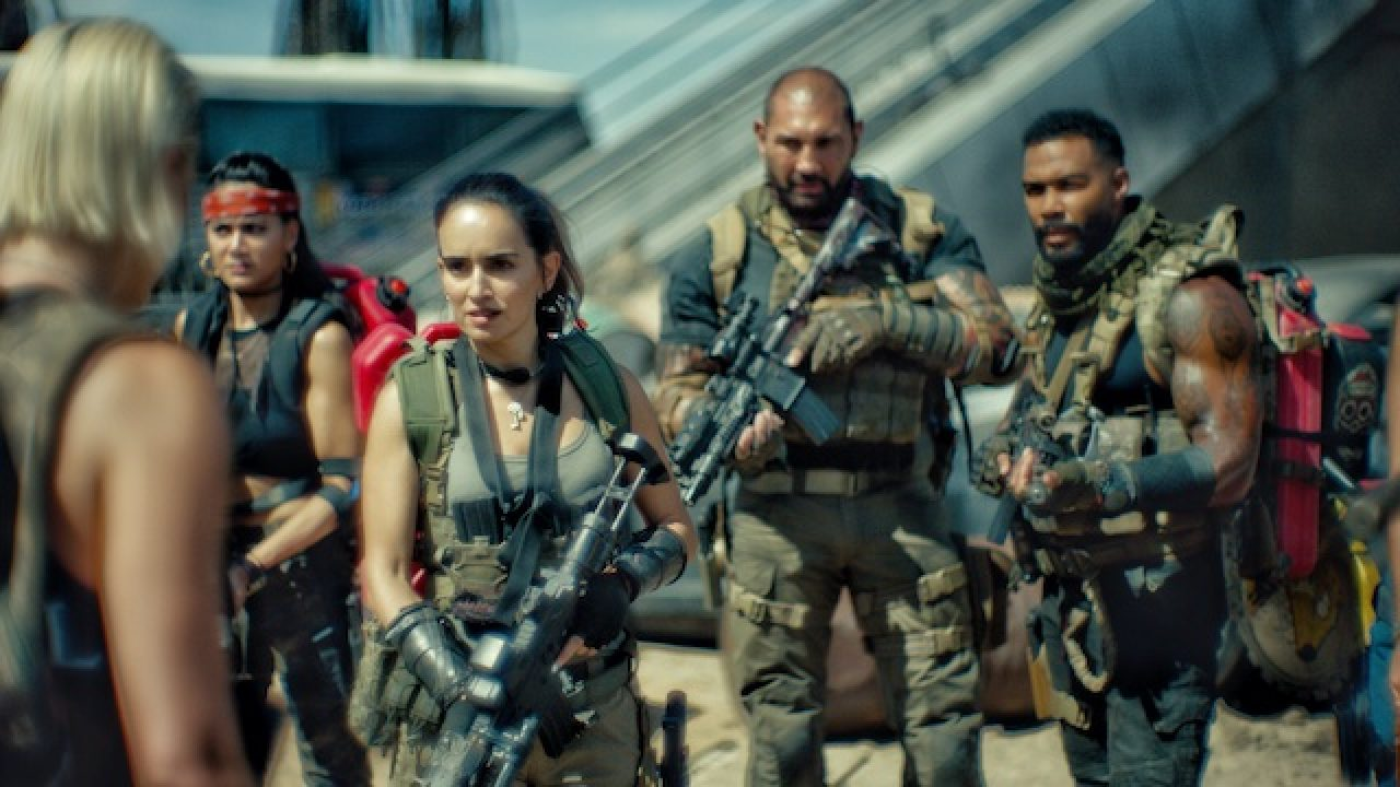 Dave Bautista Faces a Zombie Horde in Army of the Dead Trailer