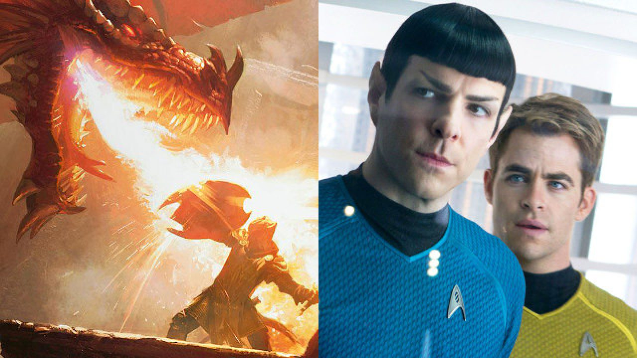 Paramount Moves Dungeons & Dragons and New Star Trek Film To 2023