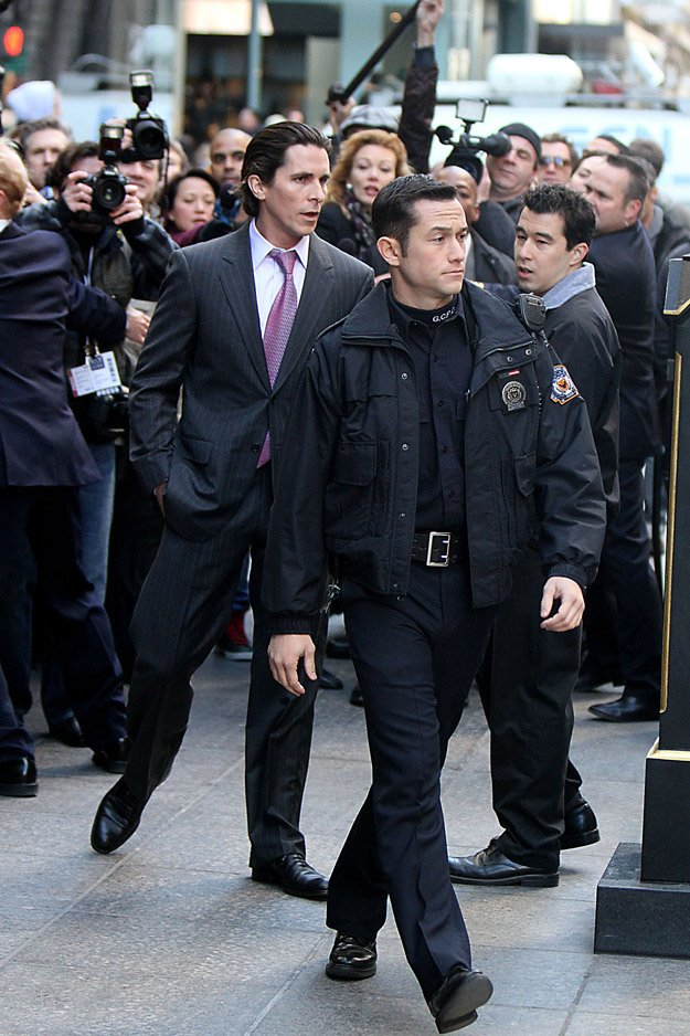 batmannydarkknightphotos Gallery: The Dark Knight Rises Filming in New York
