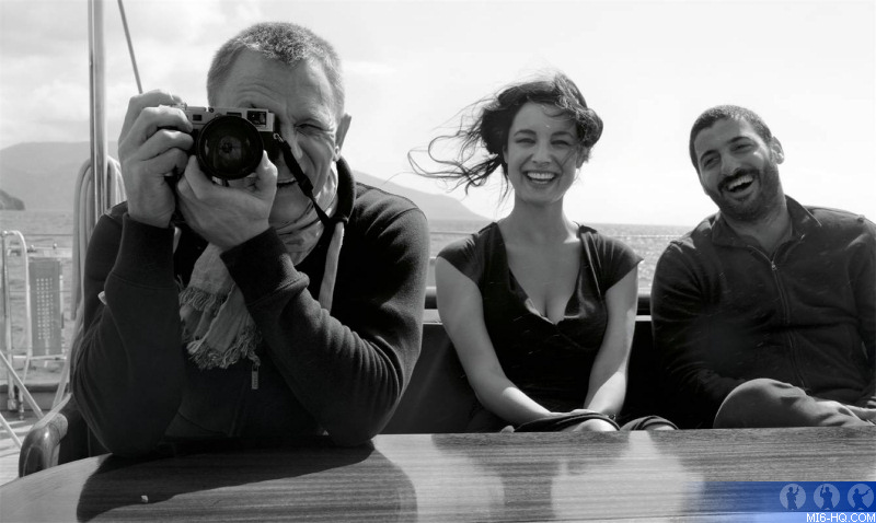 New Behind The Scenes Photos From Skyfall Comingsoon Net