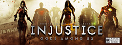 Games: New Injustice: Gods Among Us Gameplay