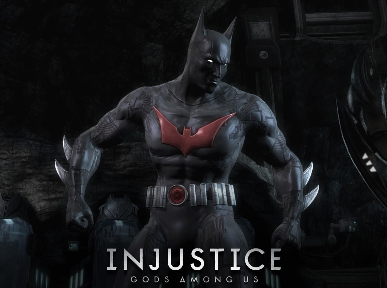Deathstroke Injustice Costumes