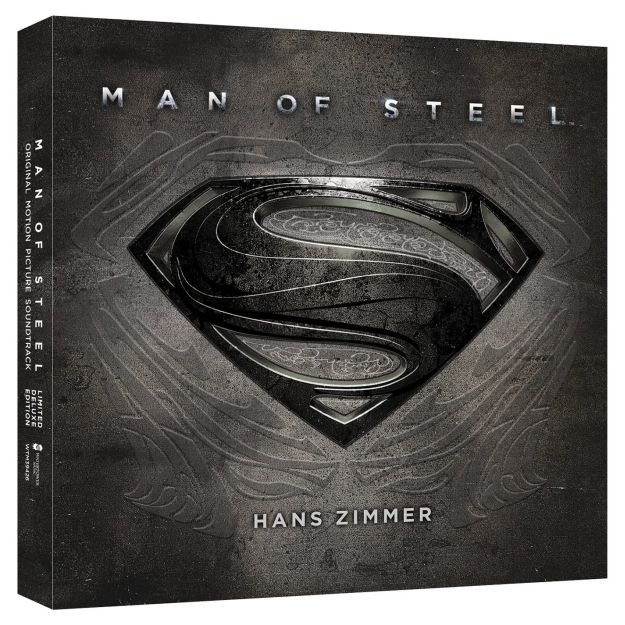 Listen To Samples From The Man Of Steel Soundtrack Comingsoon