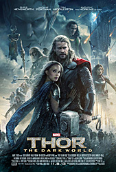 Thor: The Dark World to Arrive in IMAX 3D Theaters October 30