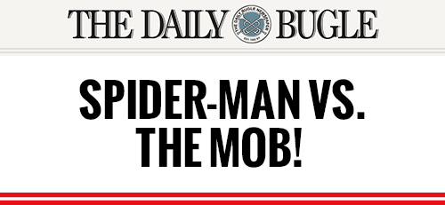 Latest daily bugle viral post references eddie brock and the enforcers