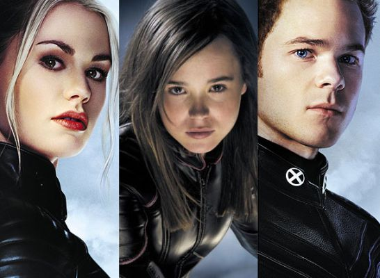 > Anna Paquin, Ellen Page and Shawn Ashmore Returning for X-Men: Days of Future Past - Photo posted in The TV and Movie Spot | Sign in and leave a comment below!