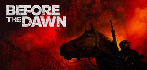 Comic-Con 2013: Dawn of the Planet of the Apes Online Prequel Comic Revealed!