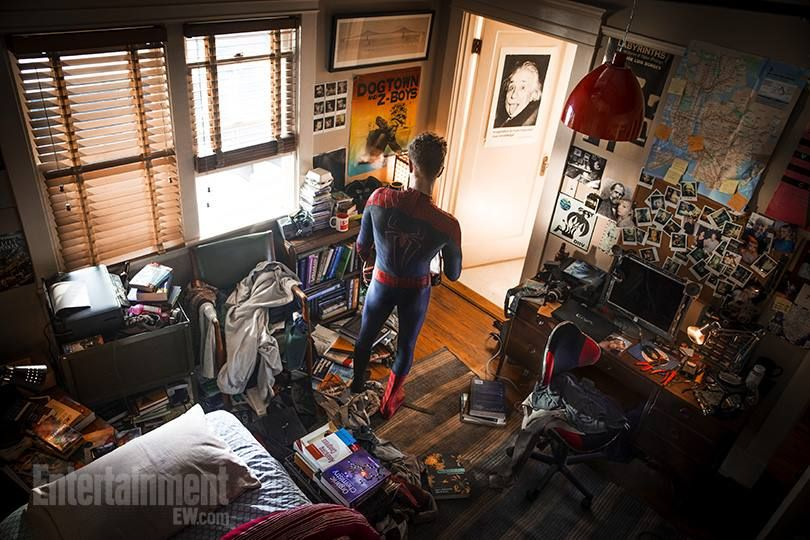 New Photos From The Amazing Spider-Man 2 Released