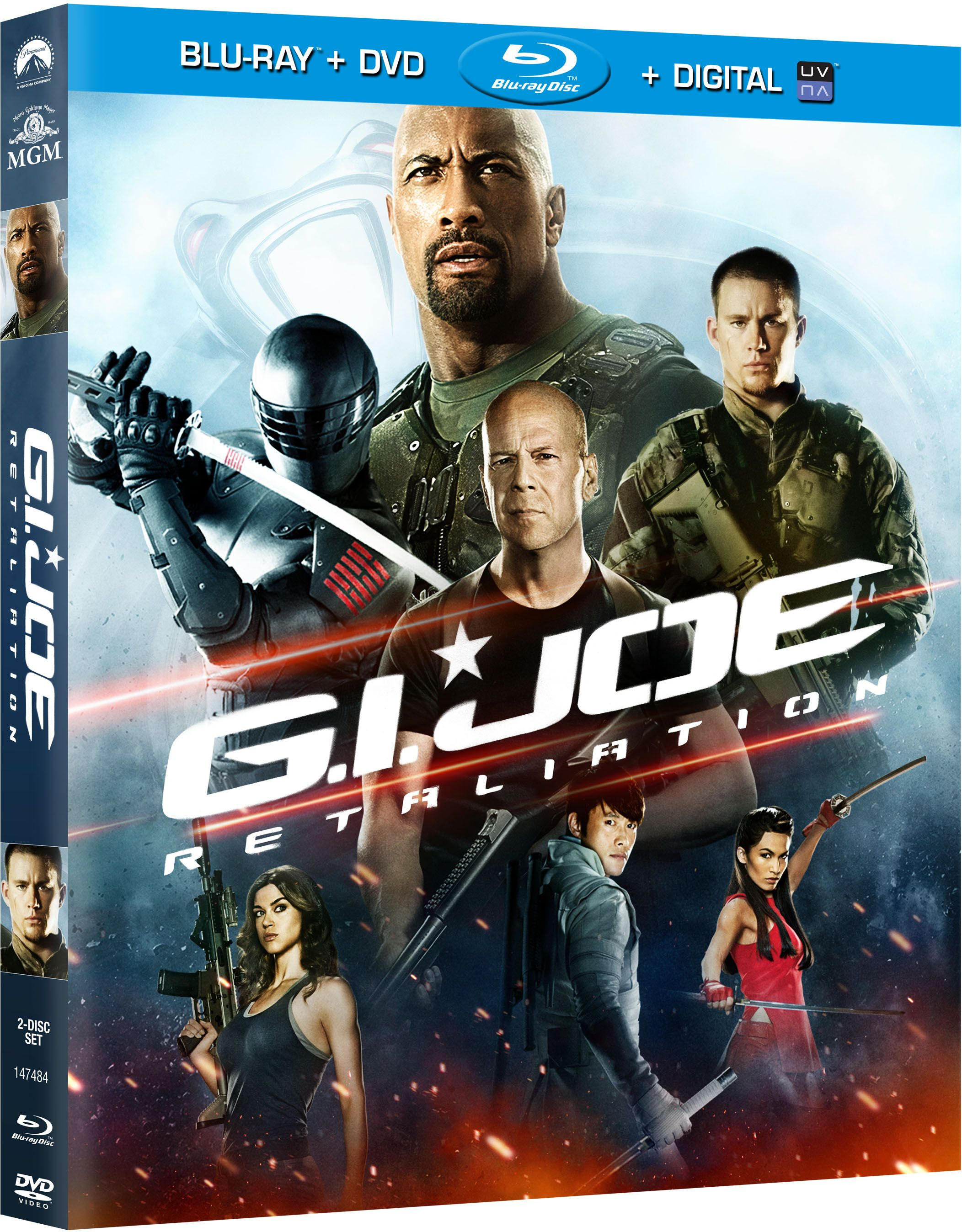 G.I. Joe : Conspiration | FileCloud | Blu-Ray 720p | 2013  | Lien Rapide