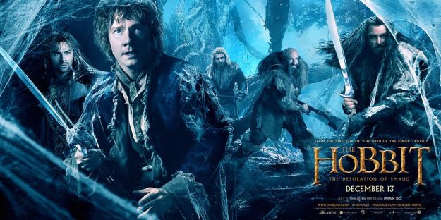 The Third TV Spot for The Hobbit: The Desolation of Smaug