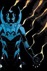 Blue Beetle Live Action Show in Development?
