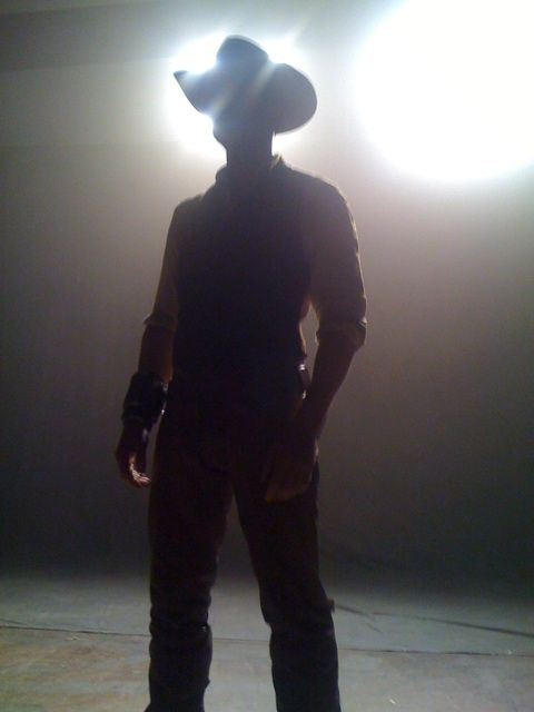 Camera Test Pic for Cowboys & Aliens