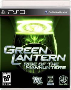 Green Lantern Game Details Revealed
