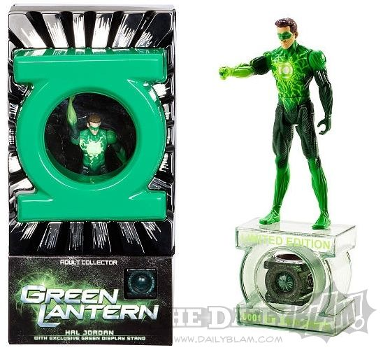 First Look at Mattel's New Hal Jordan Figure!